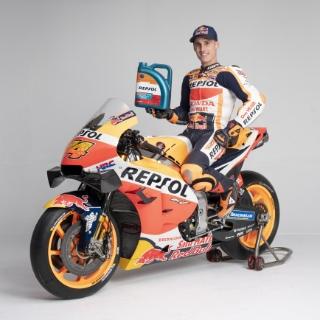 Repsol Moto GP Honda - Sponsor