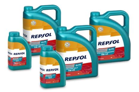 Repsol lubrificanti prodotti