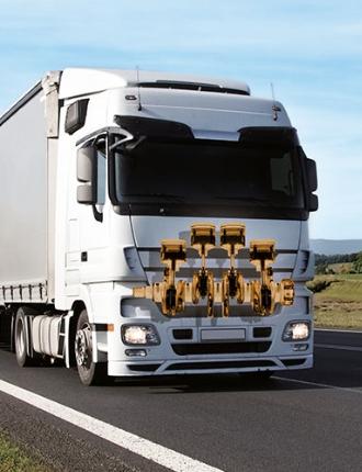 Camion Europeo Motore